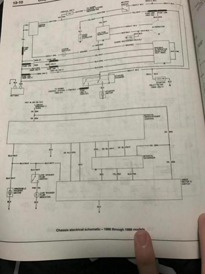 mercury marauder wiring diagram need 88 cv wiper wiring diagram  ford forums  need 88 cv wiper wiring diagram  ford