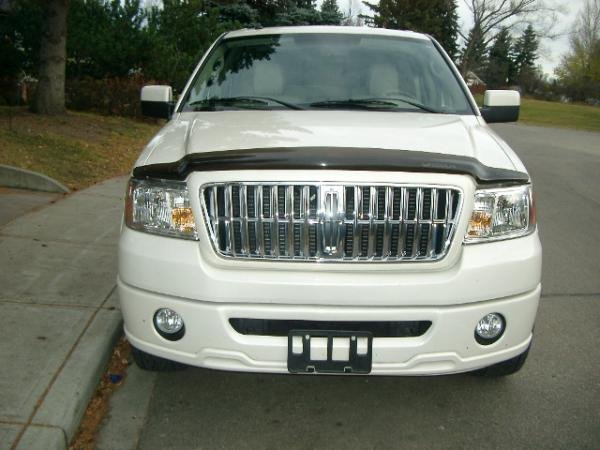 Showcase cover image for Riverman's 2008 Lincoln Mark LT