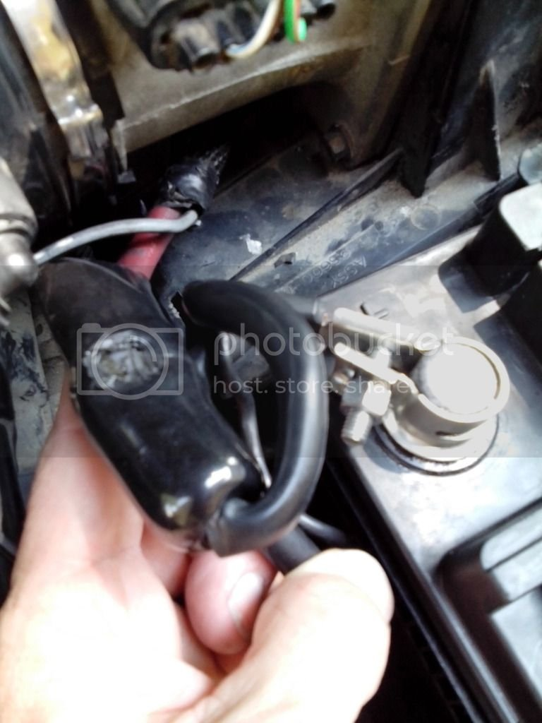 Battery Cable Melting | Ford Forums