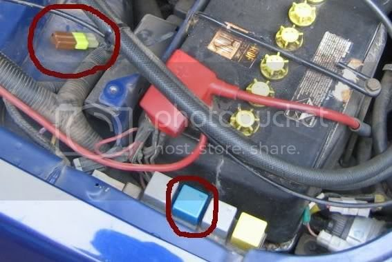EF Falcon start issue   Ford Forums on