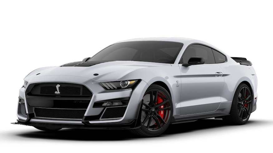 2020 Ford Mustang Shelby GT500 How Id Spec It 8