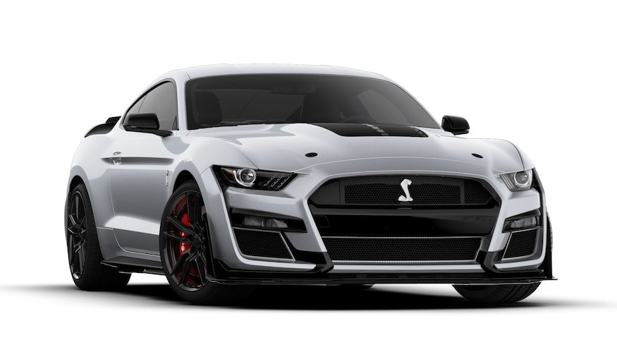 2020 Ford Mustang Shelby GT500 How Id Spec It 4