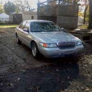 My 2000 Grand Marquis LS