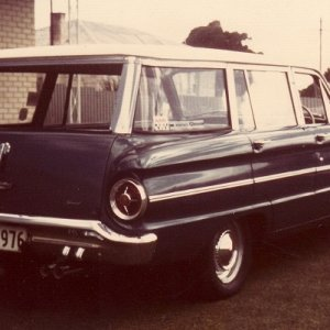 1963 XL Falcon Wagon