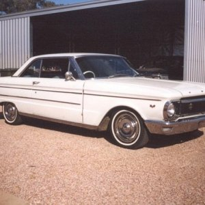 1966 XP Falcon Coupe